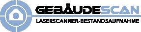Gebäudescan – Laserscanner, Bestandsaufnahme Logo
